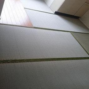 大阪市西成区 畳の張り替え 施工例