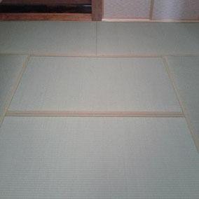 大阪市平野区 畳替え 施工例