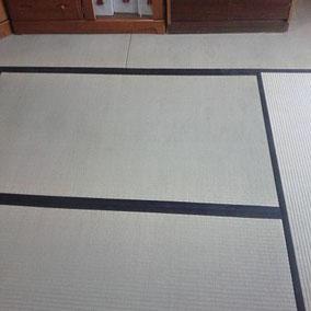大阪市城東区 畳替え 施工例