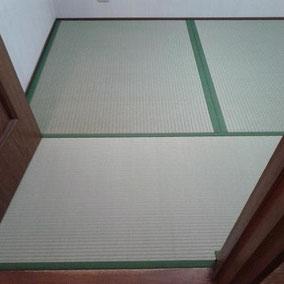 大阪市大正区 畳替え 施工例
