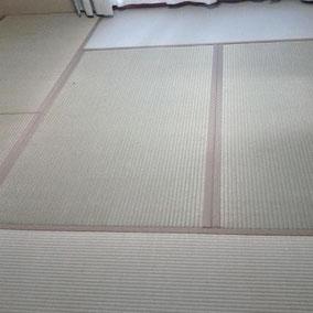 畳の張り替え 施工例 拡大します