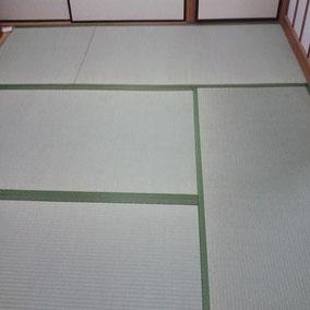 畳の張り替え 施工後 拡大します