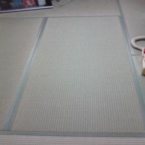大阪市港区 畳張り替え 施工例