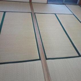 畳の張り替え Before