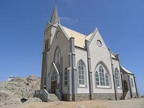 Felsenkirche von Lüderitz