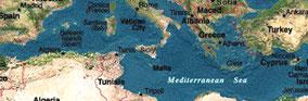 Das Mittelmeer Potpurri