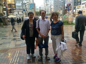 Architecure tour of Tokyo