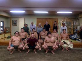 Sumo practice tours