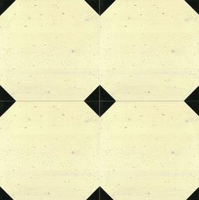 アイボリーアンドブラック パイン 木製タイル モザイクタイル ブイジュウニ V12 ブイジュウニフローリング ビンテージプラス ビンテージ アンティーク フローリング 無垢フローリング エイジング リノべ リノベーション おしゃれ インテリア ビンテージプラス vintage antique flooring