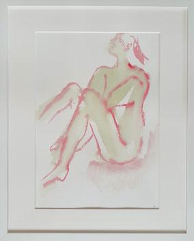 rotgrün; Maya Franzen;  www.kunst-werk-niederbayern.com