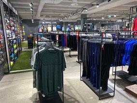 Sportkleidung zeitweise bis zu 20% und 30% reduziert - Burdenski Sportswear