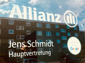Allianz Hauptvertretung in Bremen (Jens Schmidt, Agenturinhaber)