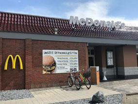 McDonald's / McDrive / McCafé in 28279 Bremen-Habenhausen (Bremen Obervieland)