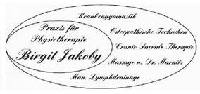 Birgit Jakoby Physiotherapie Krankengymnastik - Werbegemeinschaft Habenhausen-Arsten