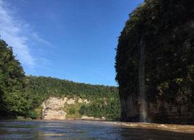 Fluss Caquetá Araracuara Amazonas Expedition Erlebnis Outdoor Abenteuer Kolumbien