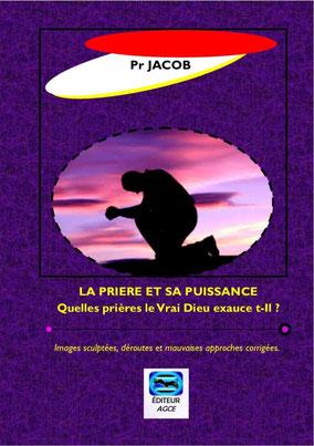 Livre spirituel de prière