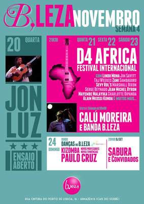 PROMO Show Lisbon for D4 Africa