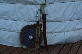 arts martiaux historiques bashkirs et cosaques nomade sabre shashka kilij shamshir lance pika tir  à l'arc équitation lutte kuresh