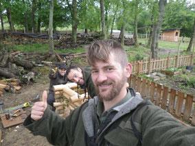 apprendre à construire une isba izba fuste maison de rondins de bois