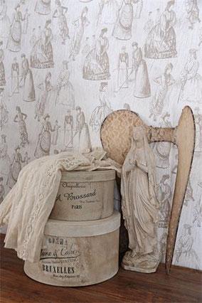 Papier peint de Jeanne d'Arc Living - Toile