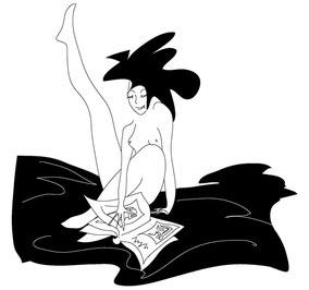 Стишки с черным юмором читать