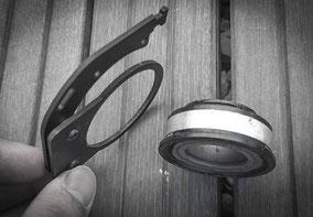 Sensore del pedale BB92