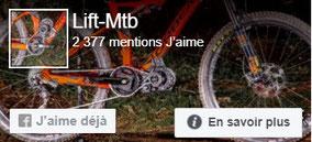 face book lift mtb moteur electrique vtt