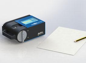 nanoDot BeO OSL reader medical dosimetry