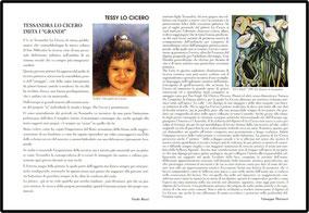 recensioni Vittorio Lo Cicero pittore