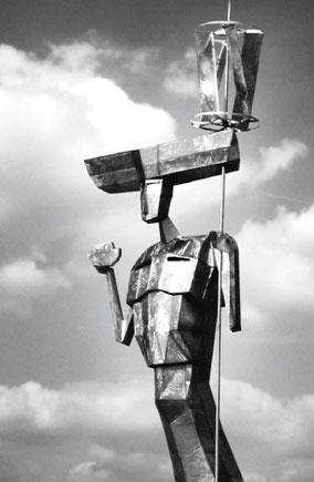 »Parzival«, Edelstahl