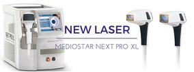 mediostar pordenone laser epilazione