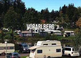 Campen am Bodensee geht wunderbar im Vorarlberg.