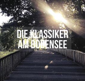 Natürlich gibt es am Bodensee Ausflugs-Klassiker, die man nicht verpassen sollte. Hier sind unsere Must-See Locations