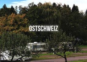 Localsbodensee stellen Euch Campingplätze in der Ostschweiz  vor, damit Ihr wisst, wo Ihr am Bodensee gut campen könnt.