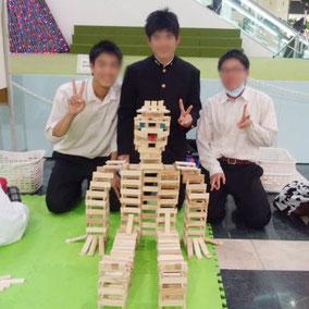 同級生の木村君です。