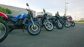 オートバイ販売