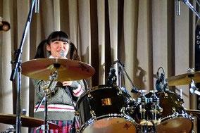 HONOKA:ドラム