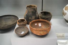 縄文時代晩期(BC.500)の深鉢土器