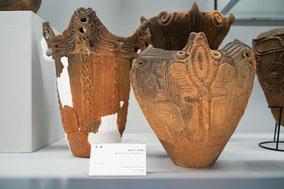 縄文時代中期(BC.3000)の深鉢土器