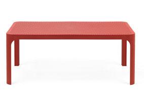 Gastronomie Tisch Rot