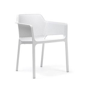 Gastronomie Stuhl Weiß