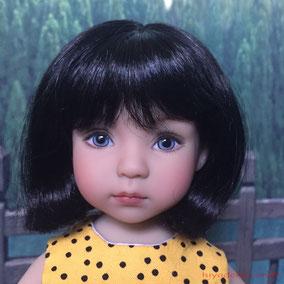 Dianna Effner Little Darling, Geri Uribe Little Darling paint, Geri Uribe's Renee, Dolltown's Conner