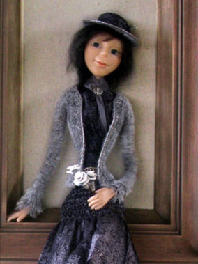 Etsy Art Doll Sophie