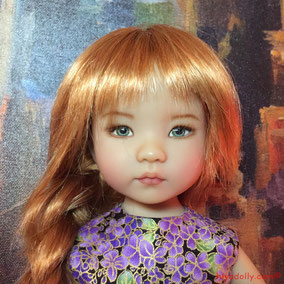 Dianna Effner Little Darling, Helen Skinner OOAK Little Darling, Dolltown's Scout