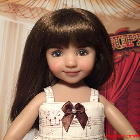 Dianna Effner Little Darling, Dianna Effner's OOAK Carla, Dolltown's Chantal