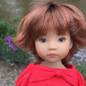 Dianna Effner Little Darling Shared Passions Convention Doll Ana, Dianna Effner's Ana, Dolltown's Evie Stevie