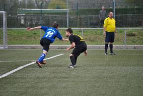 VfB Fortuna Chemnitz vs. FCW