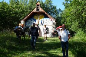 séjour avec ânes au départ de Bize, Pyrénées