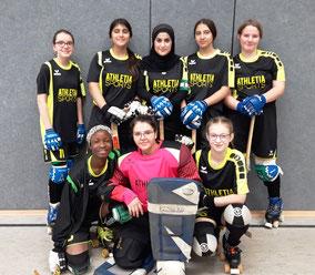 Das aktuelle U17 Mädchen Team - Ziel: DM U17 September 2020