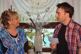 Sigrid und Ralf streiten ums Geld
